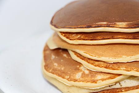 piles of pancake