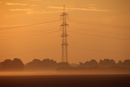 landscape photo antenna