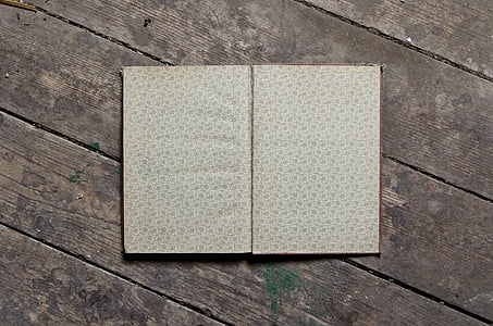 photo of two gray wooden boards