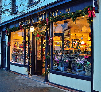 photo of Victoria's Gallery store