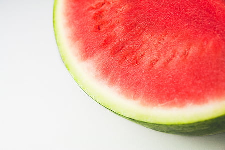 sliced water melon
