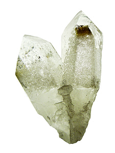 two white quartz