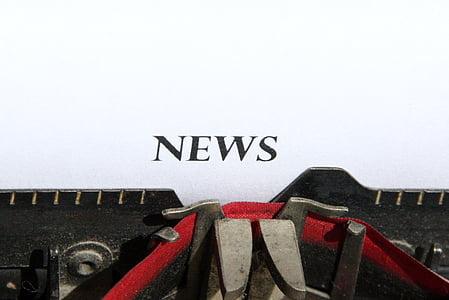 News printed paper