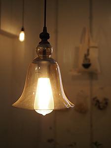 brown pendant lamp