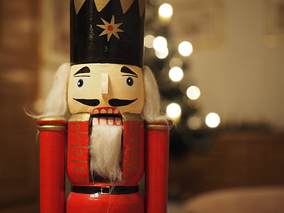 close up photo of Nutcracker