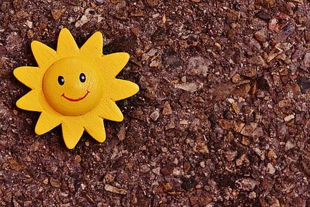 sun cutout decor