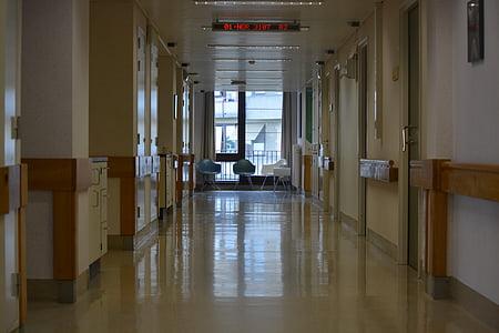 hospital, gang
