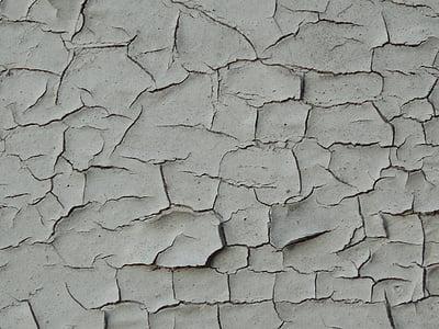 grey soil