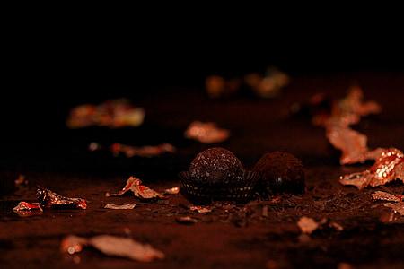chocolates, chocolate, nibble, sweetness, gourmet, brand