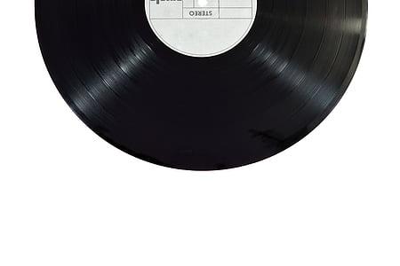 photo of vinyl record
