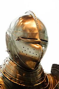 medieval helmet decor