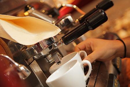shallow focus photo of espresso maker