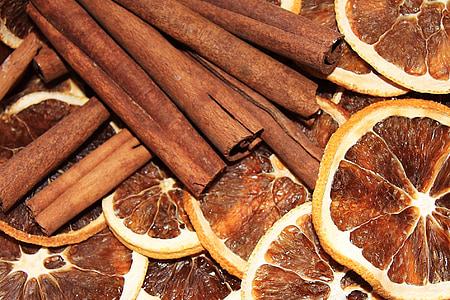 brown citrus