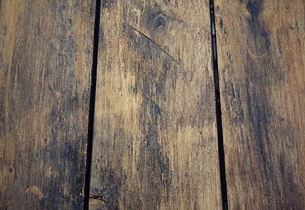 close-up photo of brown wood planks