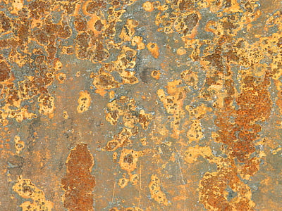 rust, metal, old, grunge, texture, aged