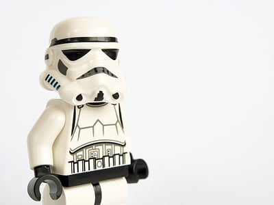 LEGO Star Wars Stormtrooper figure