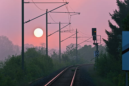 train railway photography