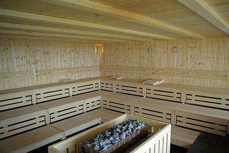 brown wooden room