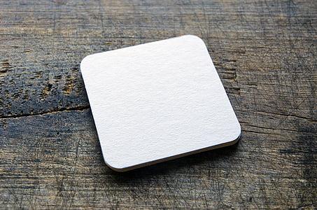 square white pad