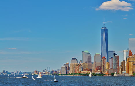Freedom Tower, New York, USA