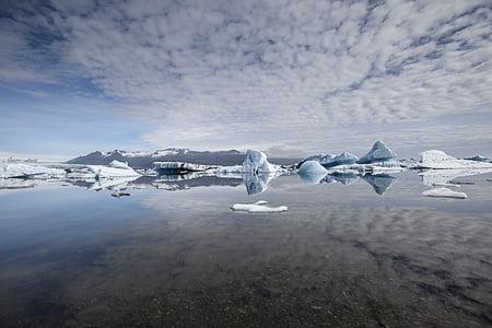iceberg photography during daytime