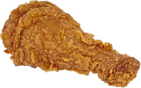 food, eat, diet, fried, chicken, leg