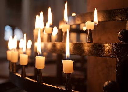 votive candle lot
