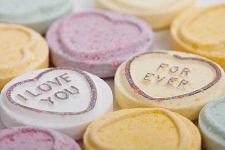 assorted-color soap party favor lot
